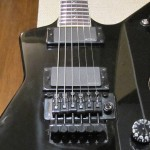 Dean Dimebag - Pickup and Electronics Swap - EMG-X