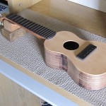 Ukulele – Saddle Route, Bone Nut and Saddle Carve and Setup