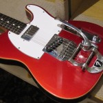 Telecaster Re-fret - South Austin Guitar Repair